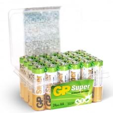 GP AA Super 24 pak
