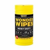 Bakteereja tappava yleispuhdistusliina Wonder Wipes Heavy