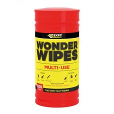 Bakteereja tappava yleispuhdistusliina Wonder Wipes Multi