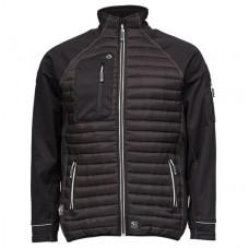 Ocean Terni Cross hybrid Jacket Musta